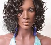 Hairstyles(Wigs & Weaves) / by Paula Jones