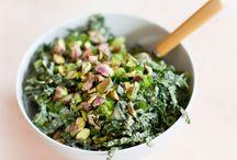 Salads / by Meg Boissonnault