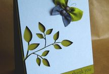 Butterfly cards n makes / by Germaine Lenn
