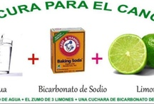 Salud natural / by Clara Lopez
