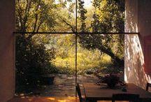 Maestros de la Arquitectura / Obras y fotografías de Arquitectos que han aportado a la arquitectura y que su obra sea de influencia para su estudio. / by Jorge Carlos Zoreda