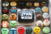 Star Wars Awesomeness! / by Curicon