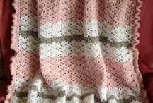 Crocheting  / by Janet Allen