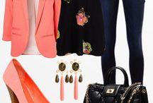 outfits I like / by Bonita Garcia