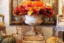 Fall ideas! / by STONEHOUSE ROAD VINTAGE