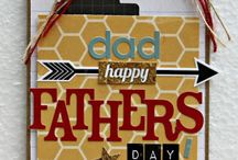 Mothers/ Fathers Day / Mothers and Fathers Day craft ideas / by All Scrapbook Steals