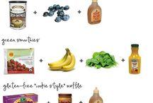 Gluten Free - Dairy Free Ideas and Recipes / by Hosanna Reinhardt