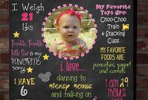 Waverly's 1st Birthday / by Sheena Patterson