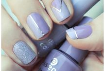 #Nail Art Ideas# / by Vivian Le