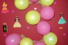 BIRTHDAY AND PARTY DECOR IDEAS / by Gonzales Family