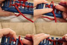 Loom Knitting / by Erin Dell'Angelo