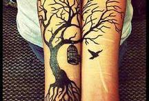 Tattoos <3 / by Jackie Smith