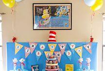 Party Ideas / by Cierra Cooper