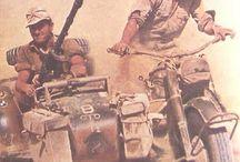 Afrika Korps / by Wolf Waffen