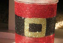 Glitter Jars / by Monica Parmele