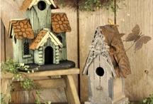 Birdhouses / by Kristen Meyers Prezorski