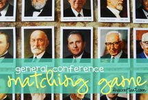 General Conference / by Heather Park
