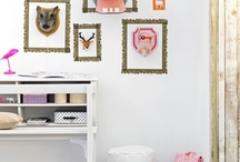Kids room ideas / by Starla Petersen