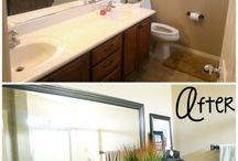 Bathroom decor / Revamp bathroom / by Jess Taylor