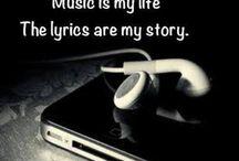 music is my lifeline / by Ashley Fields