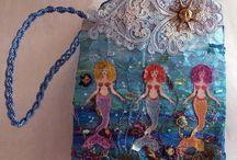 Beautiful Bags/Purses / by Donna SewAmazin