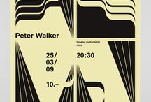 Posters / Type / by Walls by MUR