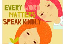 Words Matter / by Cindi Thomas