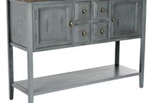 Sideboard/buffet / by Charlotte Creekmore