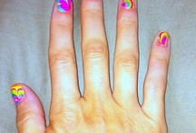 Nail designs / by Chez Echeverri