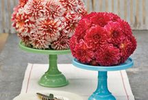Centerpiece DIYs / by The Painted Home
