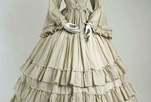 19th century fashions / by Edith Chartier
