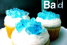 Cupcakes Breaking Bad / by Alicia Ctln