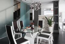 Kool kitchens/ dream dinning etc. / Cool kitchen decor and dreamy dinning x / by Max Kidman