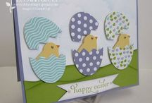 CARDS Easter / by Roxanne Fox