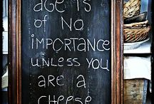 FACTS / by The Manchego Cheese