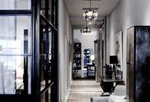 Black & White / by Olga Adler -- Interior Designer