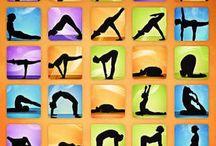 Yoga y bienestar / by Dona100 Fievet