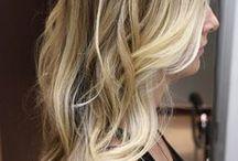 Hair color  / by Morgan Milne
