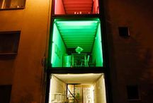 Shipping Container Architecture / by Shona Bose