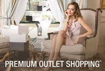 Premium Outlet Shopping® / by Premium Outlets®
