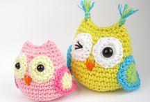 Crochet Amigurumi / by Yvette Adams
