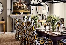 dining rooms / by Colourful Life