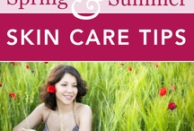 Spring & Summer Skin Care / by Soul Purpose