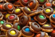 Snacks / by Elizabeth Melson
