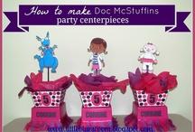 Charlotte's Birthday Ideas  / Birthday Party Idea's For Charlotte Rae.  1st Birthday was Elmo. 2nd Birthday was Doc Mcstuffins.  3rd Birthday Ideas: Frozen, Princess, Minnie Mouse.  / by Elizabeth Lewis