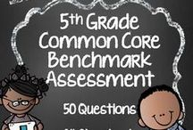 5th Grade Math Common Core / by Lana Roe