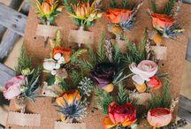 Wedding flowers / by Jessica Jordan