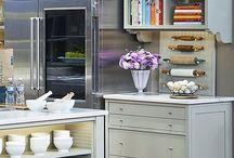 Kitchen inspiration / by Michelle Kellner