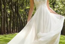 Sammies Wedding  / Ideas for wedding and dresses  / by Kira Resenhoeft