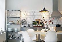 Home - kitchen / by Lizzie